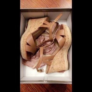Franco Sarto Wedge Sandals Wedges